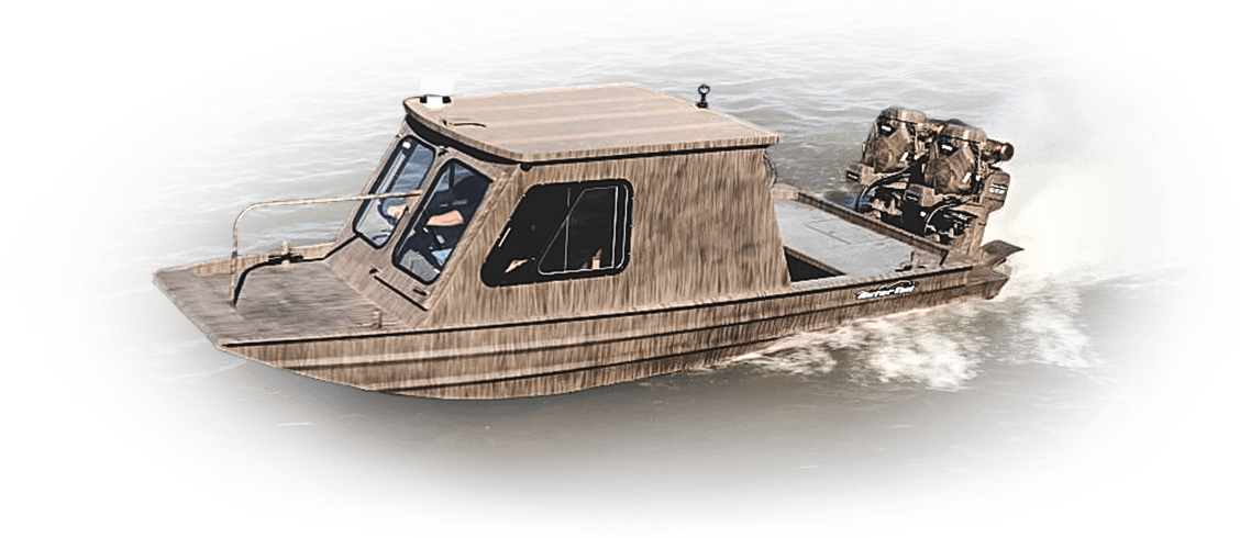 Gator Tail Outboards Taking You Places You Never Thought